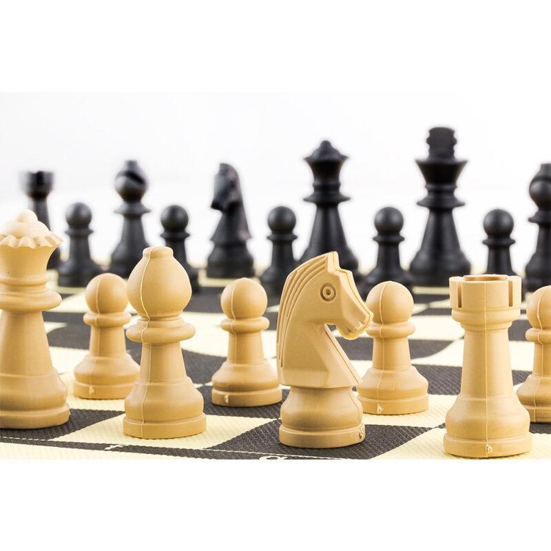kral kutulu satranç takımı